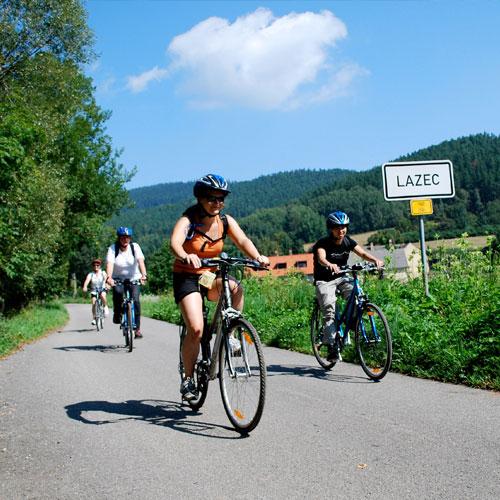 Půjčovna cyklistických kol