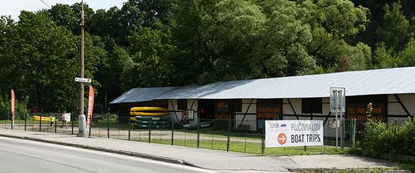 Vltava sport service - Loděnice